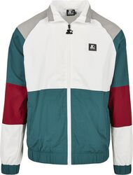 Colour Block Retro Jacket