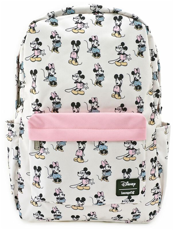 Loungefly - Pastel Mickey & Minnie