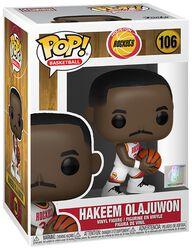 Houston Rockets - Hakeem Olajuwon (Home Jersey) Vinyl Figure 106