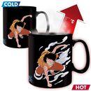 Luffy & Ace - Heat-Change Mug