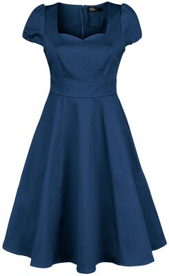 Claudia Flirty Fifties Style Dress
