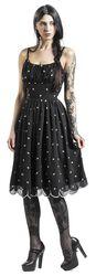 Dotty Polka Dot Flared Dress