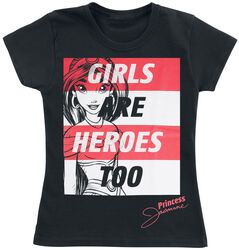 Girls Are Heroes Too