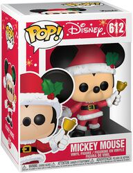 Mickey Mouse (Holiday) Vinyl Figure 612