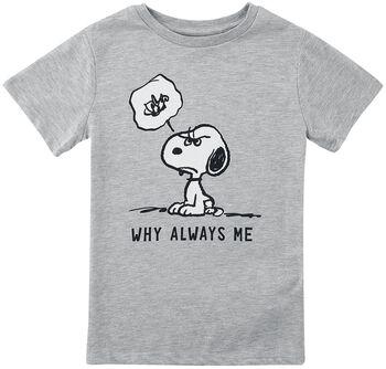 Why Always Me?