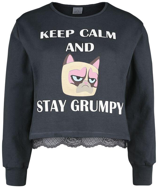Keep Calm And Stay Grumpy