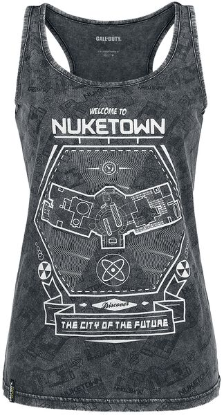 Welcome to Nuketown Top