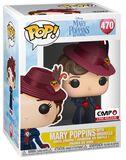 Mary Poppins with Umbrella Vinyl Figure 470