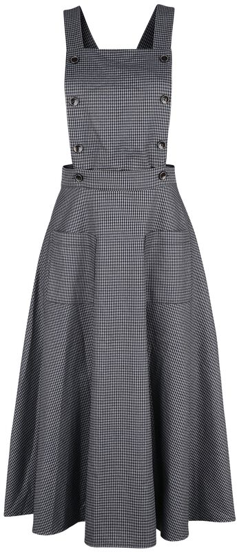 Betty Is Back Pinafore Dress