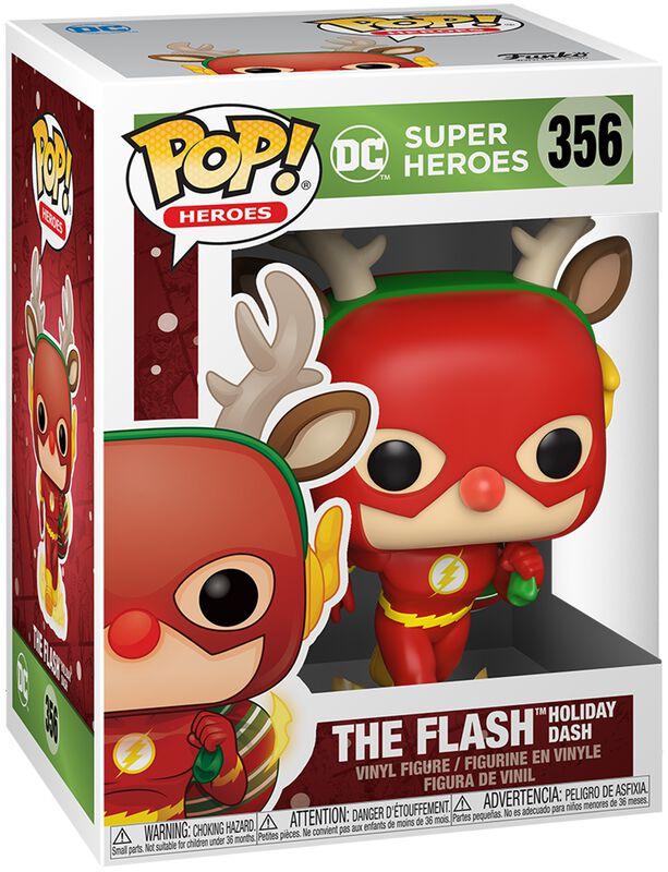 The Flash Holiday Dash (Holiday) Vinyl Figure 356