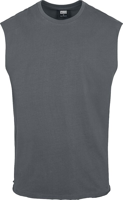 Open Edge Sleeveless Tee