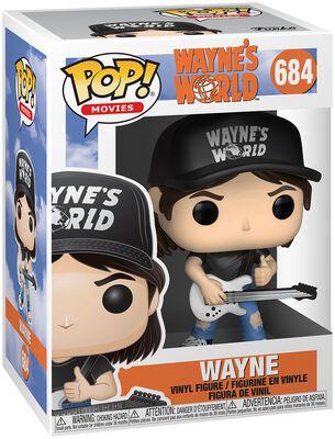 Wayne's World Wayne Vinyl Figure 684
