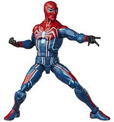 Spider-Man in Velocity Suit (Gamerverse) (Legends Series)