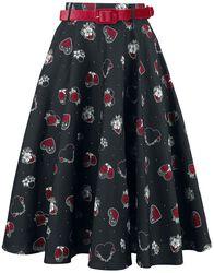 Petals 50s Skirt