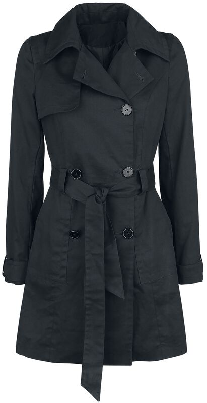 Cotton Trenchcoat | Forplay Cappotto corto | EMP