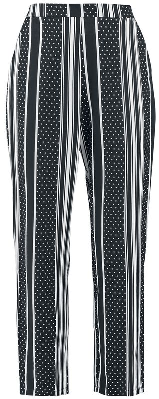 Spots and Stripe Trousers
