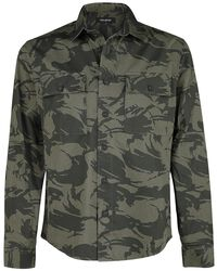 Camo Shirt L/S
