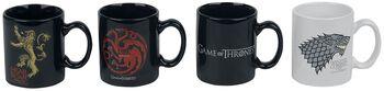 Houses - Espresso mugs