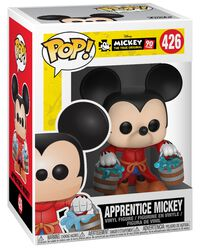 Mickey's 90th Anniversary - Apprentice Mickey Vinyl Figure 426