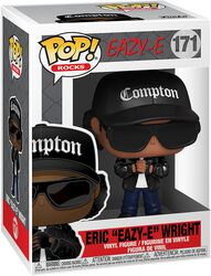 Eric Eazy-E Wright Rocks Vinyl Figure 171