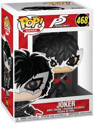 5 - The Joker (Chase Edition möglich) Vinyl Figure 468
