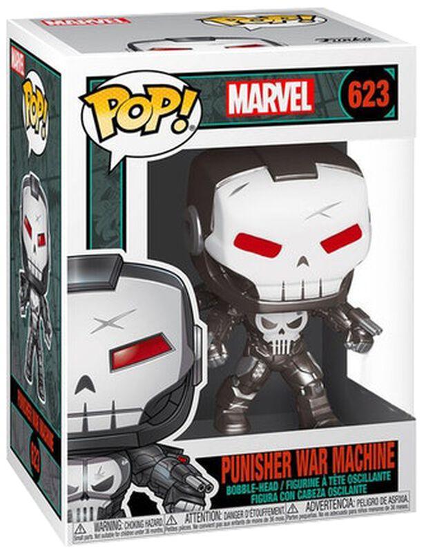 Punisher War Machine Vinyl Figure 623