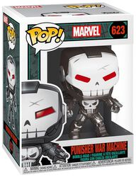 Punisher War Machine Vinyl Figure 623