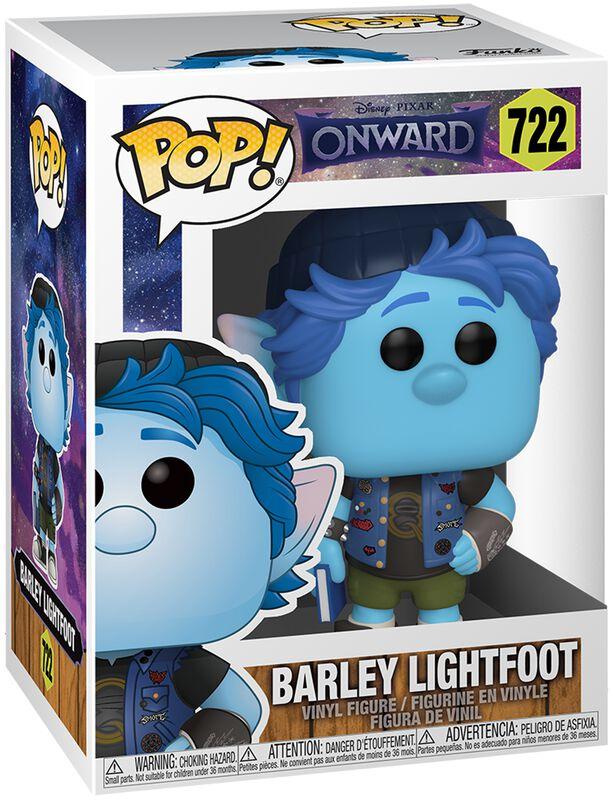Barley Lightfoot Vinyl Figure 722