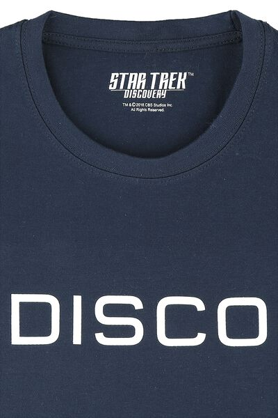 T Disco Discovery Discovery Shirt Disco aFzZx