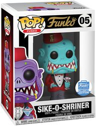Spastik Plastik - Sike-O-Shriner (Funko Shop Europe) Vinyl Figure 05