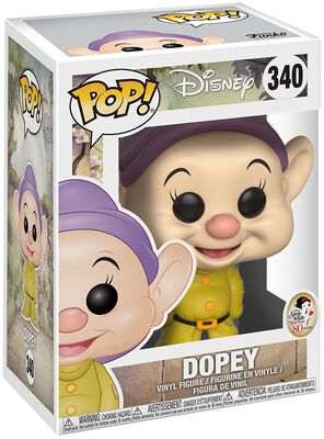 Dopey (Chase Edition Possible) Vinyl Figure 340
