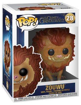 The Crimes of Grindelwald - Zouwu Vinyl Figure 28