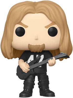 Jeff Hanneman Rocks Vinyl Figur 155