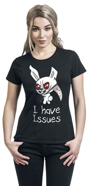 Issues T Shirt i Issues prodotti I Tutti Have I Have PAwSP6q