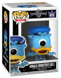 3 Donald (Monsters Inc.) Vinyl Figure 410