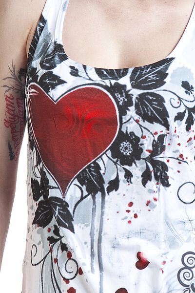 Rose recensioni Heart 51 Heart Rose Top S6Cw8xq4q