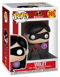 2 Violet (Chase Edition Possible) Vinyl Figure 365