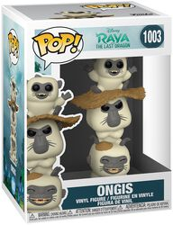 Ongis Vinyl Figure 1003