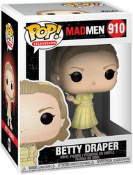 Mad Men Betty Draper Vinyl Figure 910