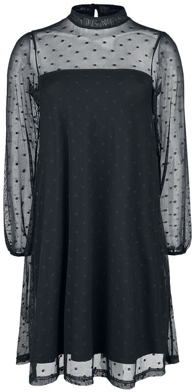 Black Dots Dress