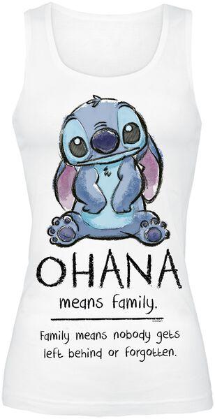 Ohana significa famiglia Top 1 Commento