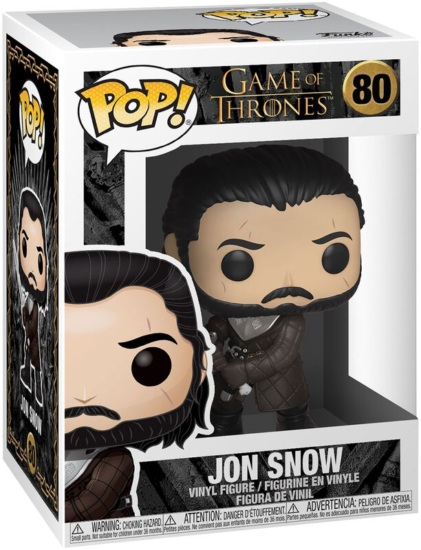 Jon Snow with Sword - Vinyl Figure 80