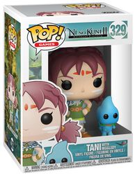 Tani with Higgledy Vinyl Figure 329