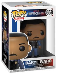 Daryl Ward (Chase Edition Possible) Vinyl Figure 558