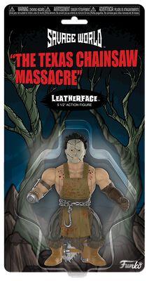 Savage World - Leatherface