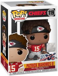 Kansas City Chiefs - Patrick Mahomes II Vinyl Figure 119