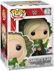 Charlotte Flair Vinyl Figure 62