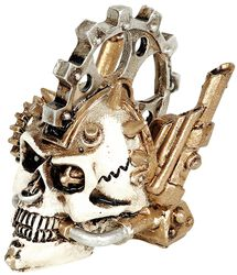 Steamhead Skull: Miniatur Schädel