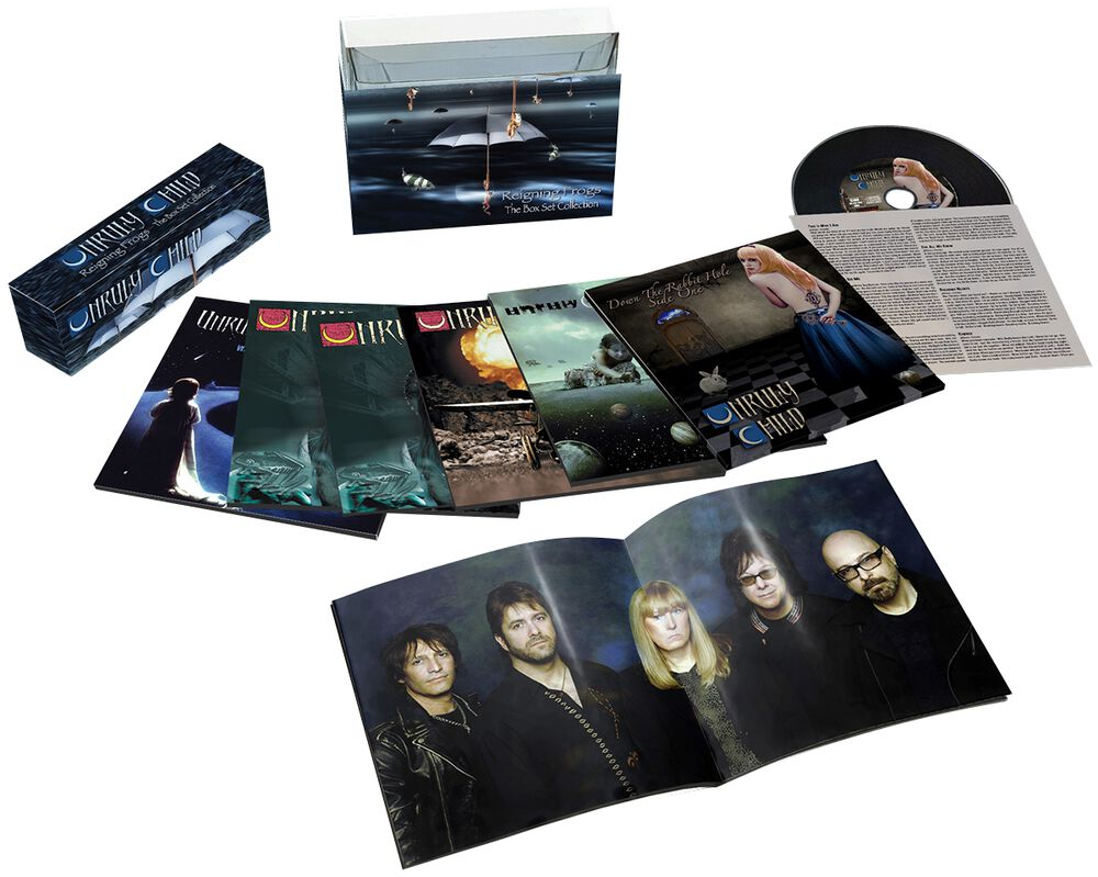 Reigning Frogs - The Box Set Collection