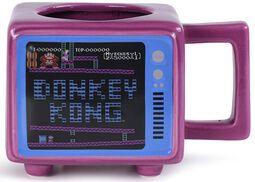 Donkey Kong - Heat-Change Mug